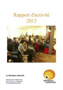 Cover RA 2013