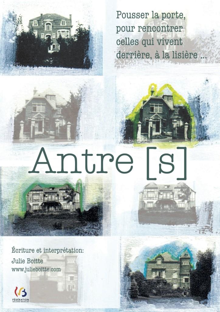 affiche Antres - Julie -1