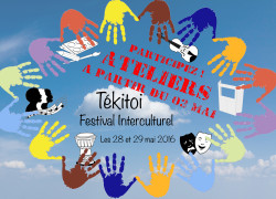 Weekend Festival Tékitoi