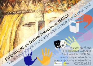 affiche expo tekitoi