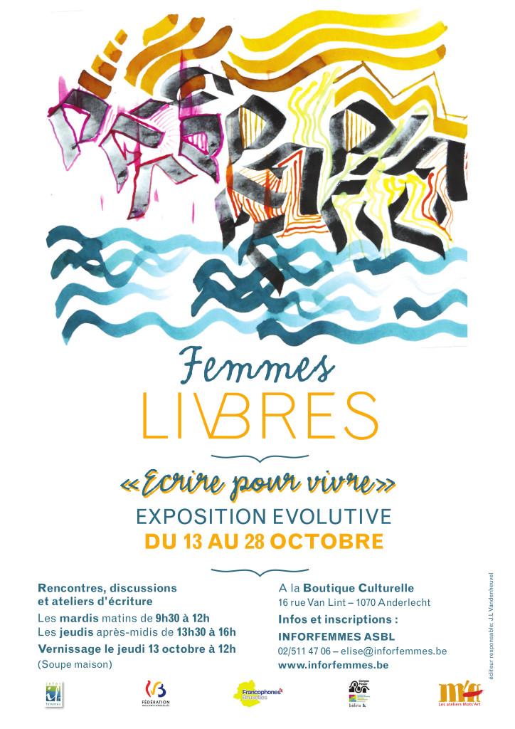 Exposition «Femmes Liv/bres»