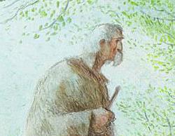 Projection de «L'homme qui plantait les arbres» de Frédéric Back