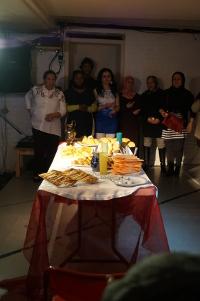 «Le banquet des femmes» : deuxième !