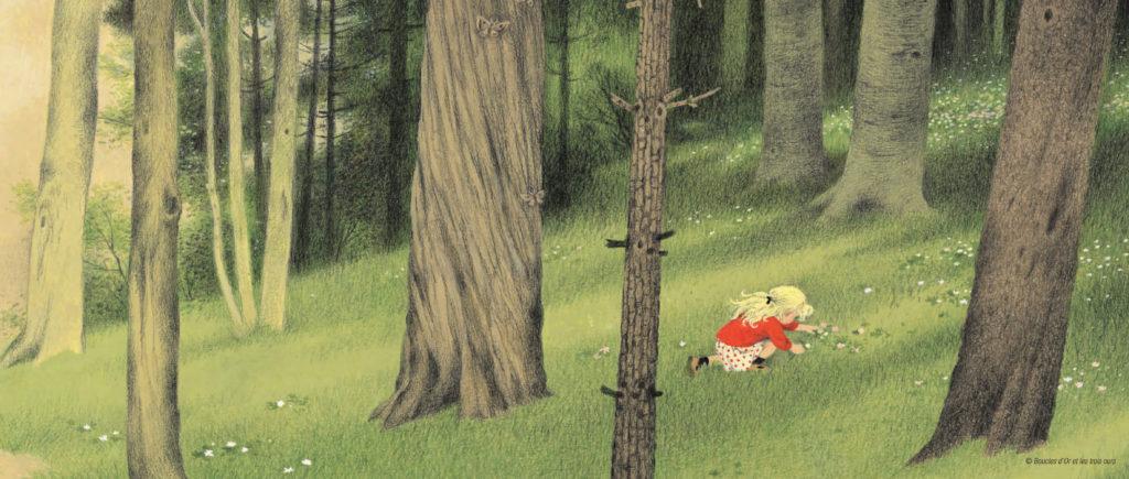 Gerda Muller – La nature enchantée