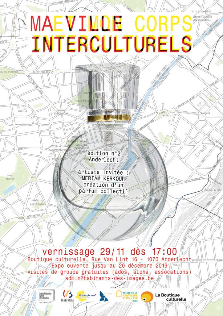 Ma ville et mon corps interculturels